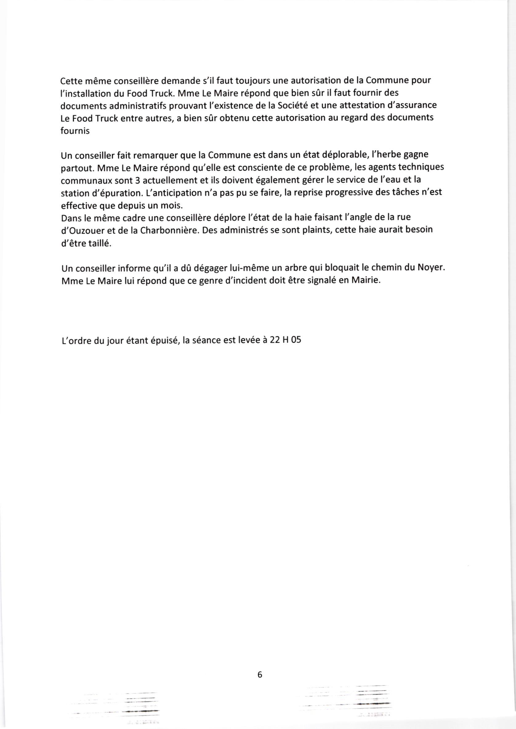 CR CM 12 juin 2020